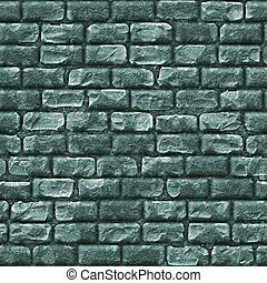 parede, pedra, tijolo, seamless