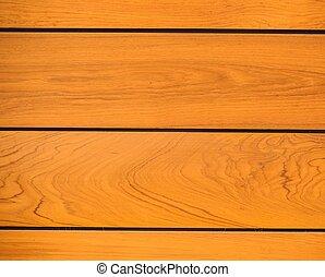 parede,  teak, textura, madeira