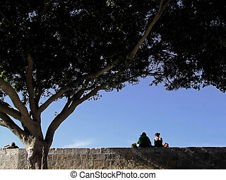 paredes, bastión