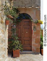 paredes, italia, pienza, toscana