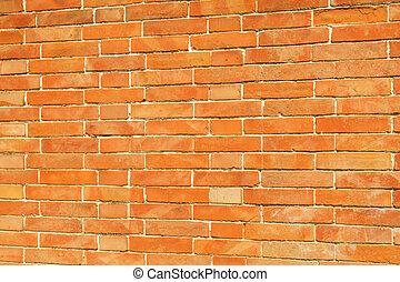 paredes, rojo