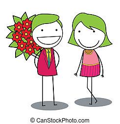 Amor en linea buscar pareja