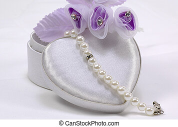 parel bracelet