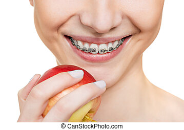 parentesi, denti