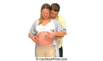 parents, agréable, avenir