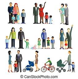 Parents and children
