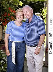 parents, grandiose