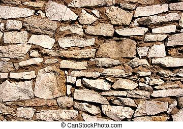parete, astratto, pietra, fondo