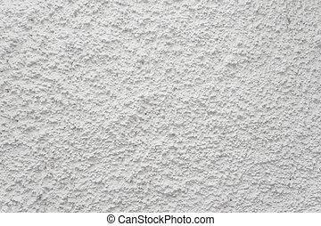 parete, concreto, bianco
