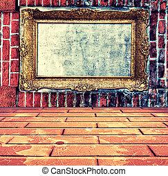 parete, cornice