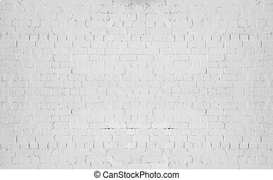 parete, grigio, mattone, fondo