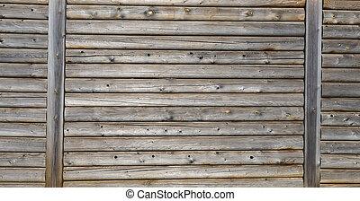 parete legno