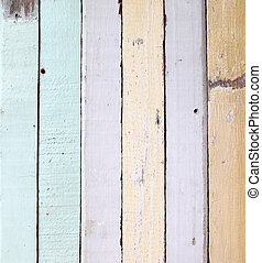 parete legno, colore, vecchio, struttura