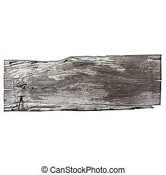 parete legno, legno, fondo, struttura