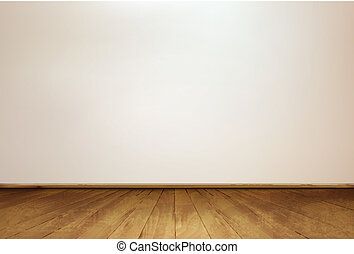 parete, legno, vector., floor.