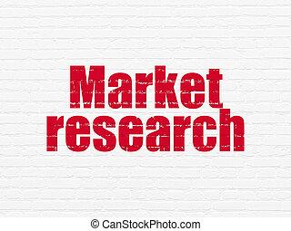 parete,  marketing, ricerca,  concept:, fondo, mercato
