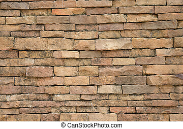 parete, mattone