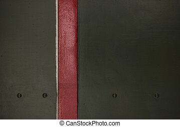 parete metallo, fondo
