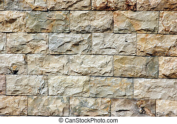 parete, pietra, 0f, fondo, struttura