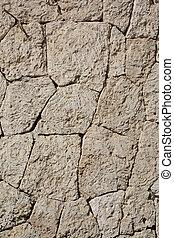 parete, pietra, fondo, closeup.