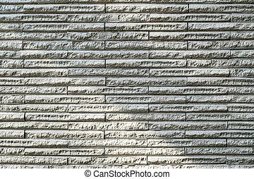 parete, pietra, fondo, struttura, luce sole