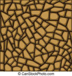 parete, pietra, seamless, struttura