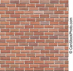 parete, struttura, mattone