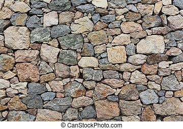 parete, struttura, pietra