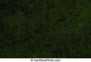 parete, struttura, verde scuro, fondo, o