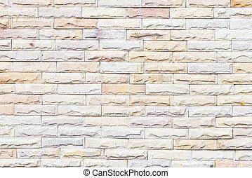 parete, tessiture, mattone