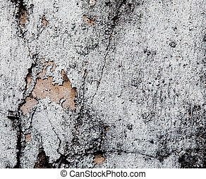 parete, vecchio, grunge