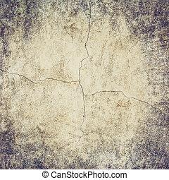 parete, vendemmia, vecchio, fondo, struttura