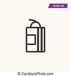 parfüm, icon., behälter, shampoo, seife
