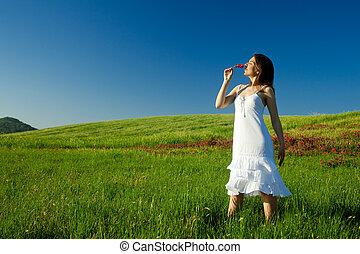 parfum, nature