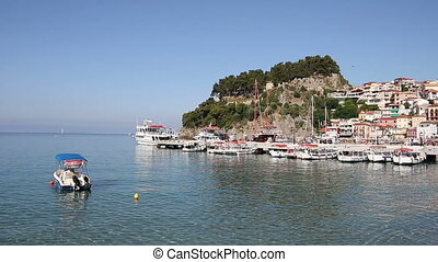 Parga Greece summer season