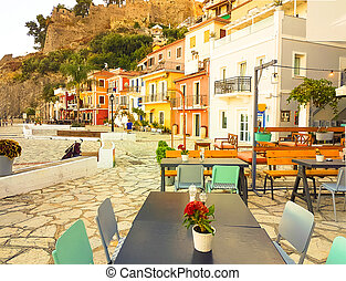 parga tourist resort in Greece - parga city tourist resort ...