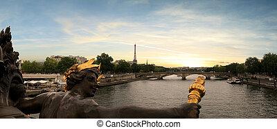 parijs, -, frankrijk