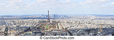 parijs, panorama