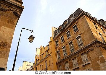 parijs, straat