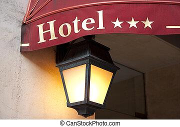 paris ホテル, 星, 3, 印