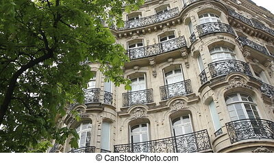 Paris apartments.