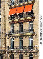 paris, arquitetura