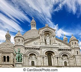 paris, basilika