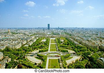 Paris | Bird-eye view