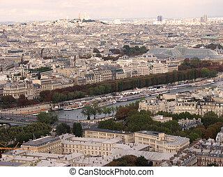 Paris Bird's-eye vi