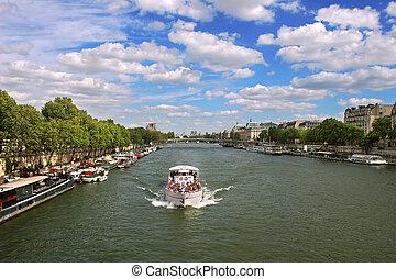 paris, cityscape.