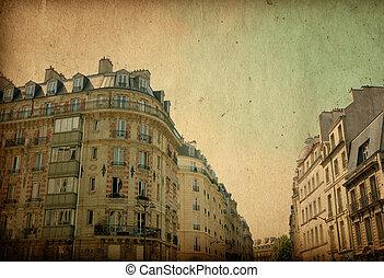 paris, démodé, france
