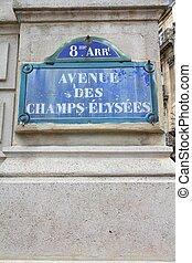 Paris detail