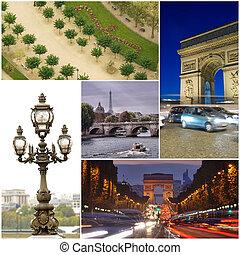 paris, imagens