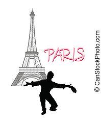 paris is my dance partner